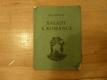 Neruda Jan - Balady a romance