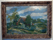 Struna Ladislav Herbert, Maršová 1925, olejomalba