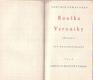 Rouška Veroniky od Gertrud von Le Fort