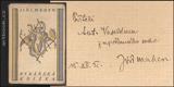 RYBÁŘSKÁ KNÍŽKA. 1921. Podpis autora. Zajímavá knihovna sv. 2.