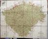 Mapa Čech pro turisty, automobilisty, cyklisty a t. d.