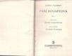 Paní Bovaryová díl I. od Gustave Flaubert