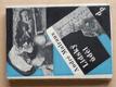 Lidský úděl (1935) úprava Sutnar, obálka Teige