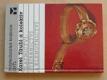 Zlatnictví, stříbrnictví a klenotnictví (1989)