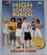 High school musical: Obrazový slovník
