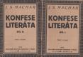 Konfese literáta I.+II.