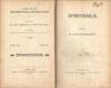 Spiritismus. (podpis)