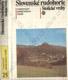Slovenské rudohorie - Veporské vrchy (Turistický sprievodca ČSSR)