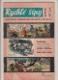Rychlé šípy Jaroslava Foglara (Obrázkový časopis pro chlapce a děvčata), číslo 2, ročník II.