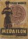 Měděný medailon
