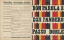 Don Parola & Don Pandero (typo František Zelenka)