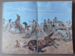 Indiánské příběhy (J. F. Copper: Poslední mohykán, T. Gredsted: Zpívající Šíp, J. Altsheller: Poslední náčelník, G. Goll: Dakota v ohni, J. Moravec: Válka bez skalpů, K. May: Duch Llana Estacada)
