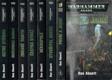 Warhammer 40 000 1-7 (Ostré stříbro, Nekropole, Čestná stráž, Zbraně Tanith, Mučednice sabbat, Stvořitel duchů, První a jediní)