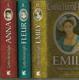 Anna Fleur Emily - Historická trilogie
