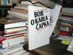 Boje o Karla Čapka