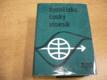 Španělsko-český slovník jako nová