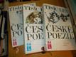 Tisíc let české poezie - 3 svazky