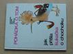 Pohádka o tom, jak přišla kukačka o chocholku (1983) il. Janeček
