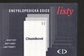 Encyklopedická edice - Listy 11 - Chemikové