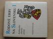 Rodové erby na Slovensku I. Kubínyiho zbierka pečatí (1980)