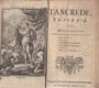 Tancrede, Tragedie
