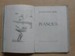 Plancius (Sfinx Praha 1931) kresba J. Štyrský