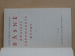 Básně, Amaidée, Zapomenuté rytmy (Kuncíř 1926)