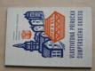 Vlastivědná příručka Šumperského okresu (Šumperk 1983)