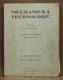 Mechanická technologie I. - Nauka o látkách