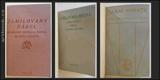 CAZOTTE: ZAMILOVANÝ ĎÁBEL / GAUTIER: ZAMILOVANÁ MRTVÁ / VALLE-INCLÁN: JARNÍ SONATA. - 1909. 1910. 1911. Knihy dobrých autorů; KDA. /r/ - 8847420105