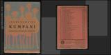 Čapek - ROMAINS; JULES: KUMPÁNI. - 1929. II. vydání. Obálka (lino) JOSEF ČAPEK. /jc/ - 8847436745