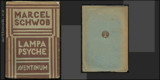 Čapek - SCHWOB; MARCEL: LAMPA PSYCHE. - 1927. Aventinum. Obálka JOSEF ČAPEK. /jc/ - 8847437705
