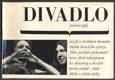 DIVADLO. Květen. 1967. (18. ročník). - 1967. Obálka LIBOR FÁRA. foto NOVOTNÝ; MIKULÁŠEK; SVOBODA; VALENTA. - 8847227529
