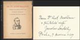 SKRBEK; JAROSLAV: MR. PH. JOSEF KRAMÁŘ Z VYSOKÉHO NAD JIZEROU. - 1939. Perokresby JAROSLAV SKRBEK. Podpis autora. - 8847097993