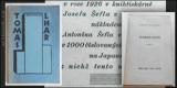 COCTEAU; JEAN: TOMÁŠ LHÁŘ. - 1926. Přeložil Jar. Poch. Jean Cocteau: Thomas l#39;imposteur. - 8847124105