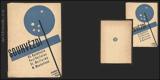 Štyrský - SOUHVĚZDÍ. - 1931. Básnické překlady Emanuela z Lešehradu. Obálka JINDŘICH ŠTYRSKÝ. - 8847004745
