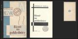 Teige and Mrkvička - NEZVAL; VÍTĚZSLAV: BÁSNĚ NA POHLEDNICE. - 1926. 1. vyd. Cover design KAREL TEIGE and OTOKAR MRKVICKA. - 8847003209