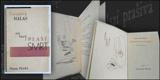 HALAS; FRANTIŠEK: KOHOUT PLAŠÍ SMRT. - 1930. 1. vyd. Ilustrace ŠTYRSKÝ a TOYEN; obálka VÍT OBRTEL. Edice Plejada sv. 11./poesie/ - 8846719945