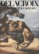 Delacroix - PETROVÁ; EVA: DELACROIX A ROMANTICKÁ KRESBA. - 1989. Obálka MILAN GRYGAR. Mistři světové kresby. - 8846685705