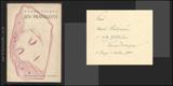 Toyen - ŠELEPA; KAREL: JEN PŘÁTELSTVÍ. - 1944. 1. vyd. Ilustrace TOYEN. Podpis autora. /amar/ - 8846777289