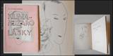 Šíma - ŠTORCH-MARIEN; OTAKAR: KILIMA NDŽARO LÁSKY. - 1928. Obálka a ilustrace JOSEF ŠÍMA. - 8846881481