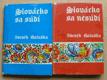 Slovácko sa súdí/nesúdí (2 knihy)