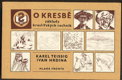 TEISSIG, KAREL; HRDINA, IVAN: O KRESBĚ - ZÁKLADY KRESLÍŘSKÝCH TECHNIK. - 8959564361