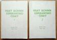 Velký slovník esperantsko-český 1. a 2. díl
