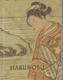 Harunobu und die Künstler seiner Zeit