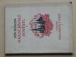 Hradčanské pověsti (1921) obálka Solar