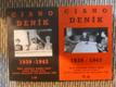 Ciano deník 1939 - 1943 I., II. díl