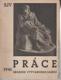 Práce 1941. Sborník výtvarného umění
