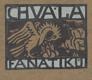 KUČERA; EDUARD: CHVÁLA FANATIKŮ. - 1925. Stará Říše. Kurs sv. 16. - 9002883593