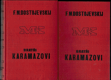 Bratři Karamazovi (3 svazky)